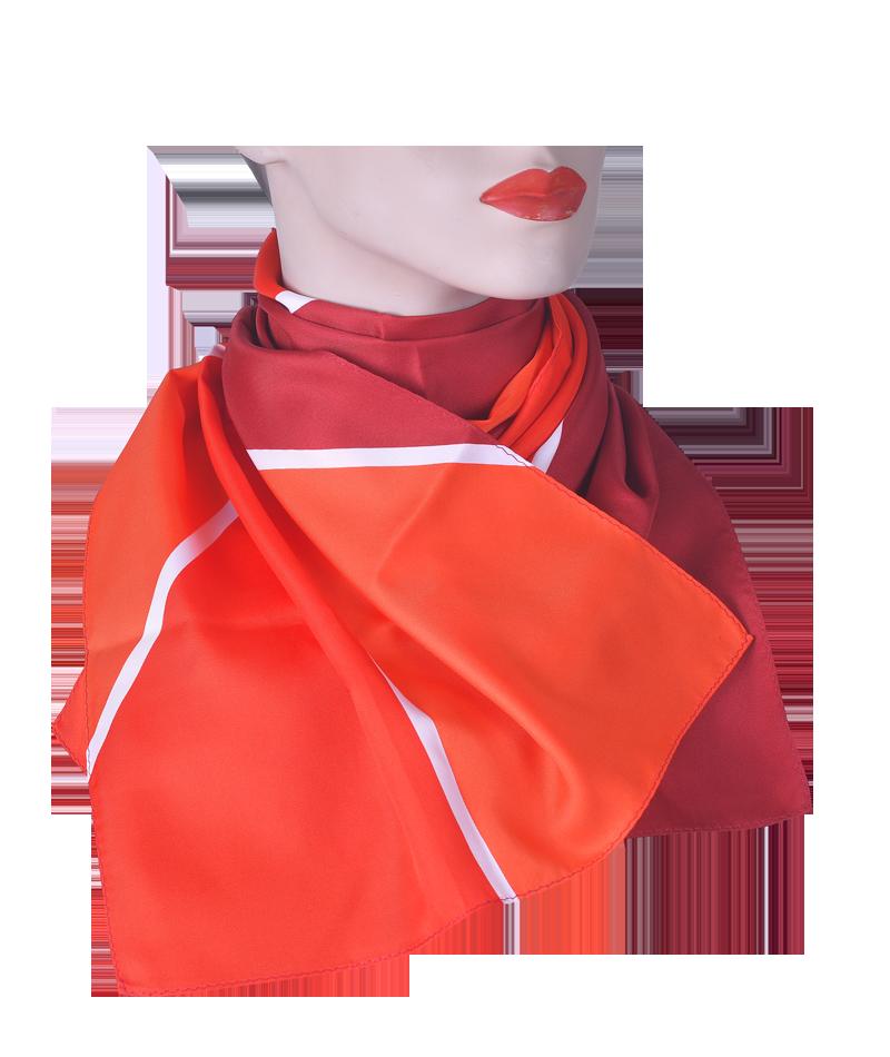 scarf bow  u2013 workwear